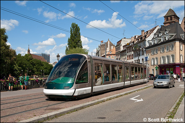 Strasbourg Trams