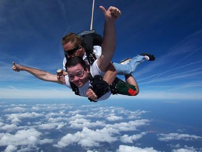 Derek skydiving 2013
