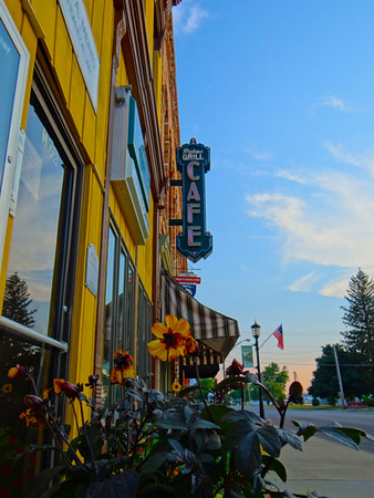 Palms Grill Café & Atlanta Museum