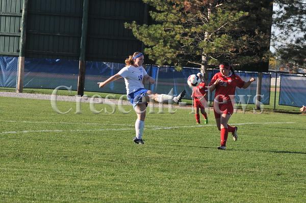 09-25-14 Sports Van Wert @ DHS girls soccer