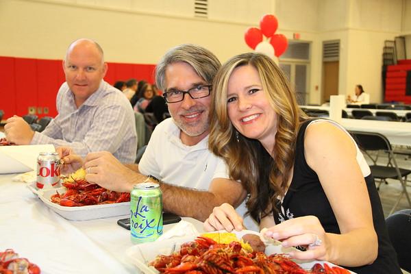 Crawfish Boil Fathers Club (4.7.17)