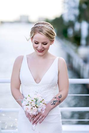 Jen's Bridal Portraits