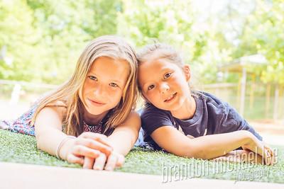 Kelsey & Sophia