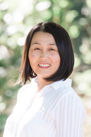 Esther Liu Family Fall 2016