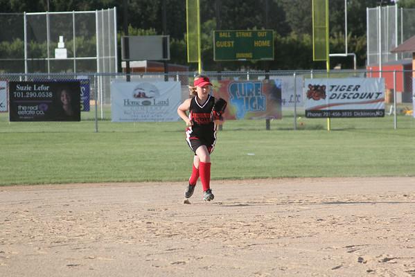 10U Softball 07-16-14