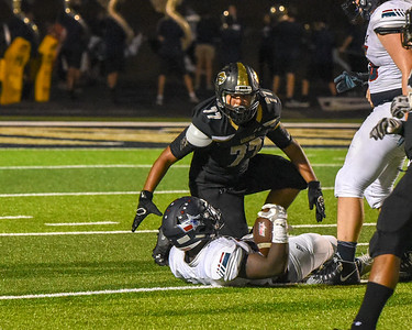 2018-09-07 - GHS Varsity Football vs WImberley