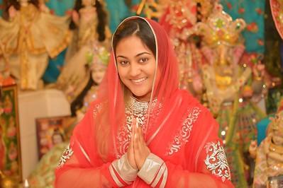 Jojo's 25th Birthday Pooja