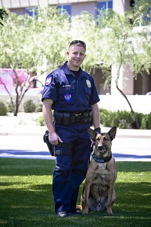 2012 Desert Dog Police K-9 Trials