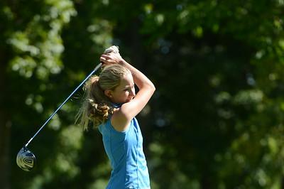 Girls JV Golf