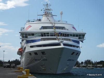 LOUIS CRISTAL Cuba Cruise 3 - 10 Feb 2014