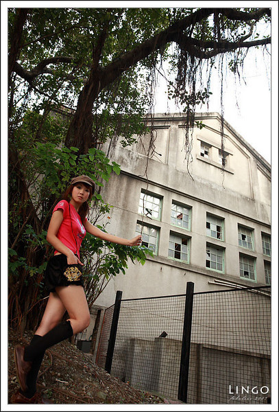 Lingo@HuaShan Culture Park (華山藝文中心)