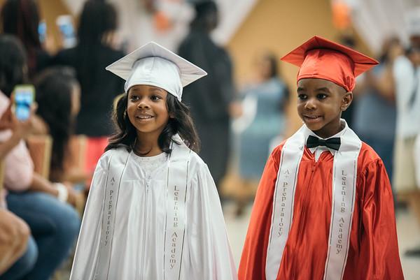 Robinson Hill Pre K Graduation.