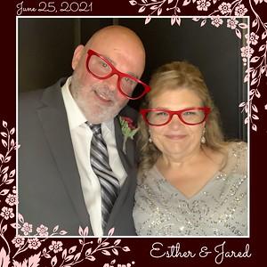 Esther & Jared - June 25, 2021