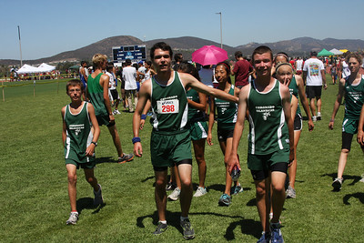 2012 Islander Cross Country