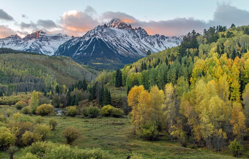 Mount Sneffles - Colorado Sunrise