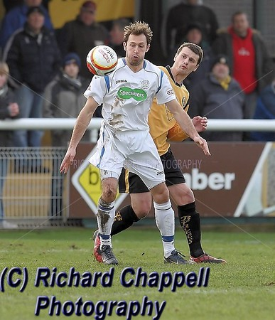 CHIPPENHAM TOWN V LEAMINGTON MATCH PICTURES