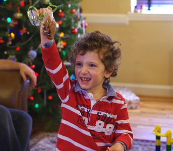Christmas & Billy's Birthday 2014