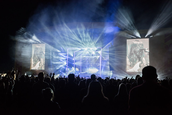 Leeds Festival 2016 - Friday