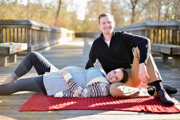 Krista + Matt {Maternity}
