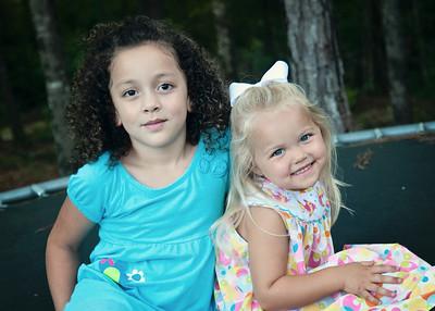 Maddie and Chloe