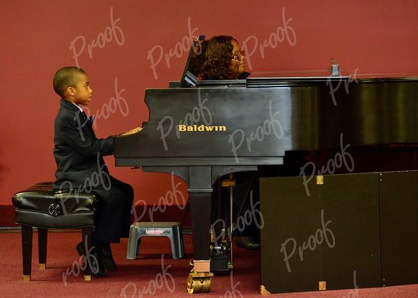Jon Hogans 2018 Piano Recital