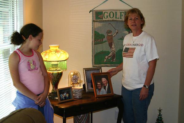 2004 Barb &  Elizabeth in Montgomery August