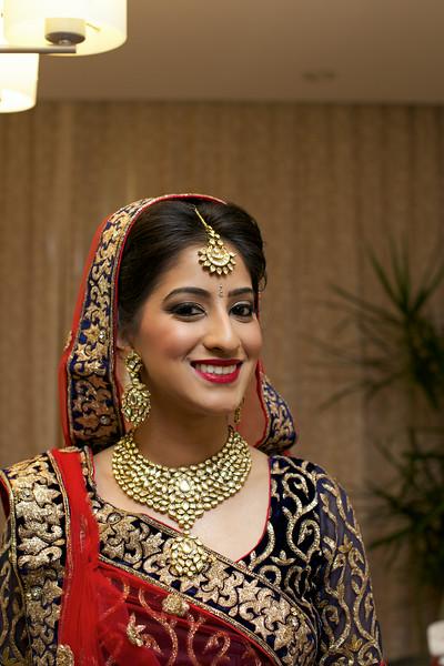 Le Cape Weddings - Indian Wedding - Day 4 - Megan and Karthik Bride Getting Ready 22.jpg
