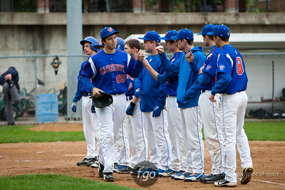 Minneapolis Washburn v Blake School Baseball 4-19-12