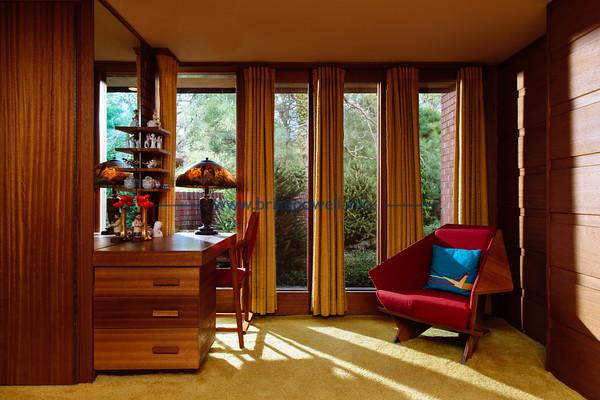 Samara house by Frank Lloyd Wright