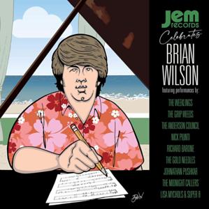 Jem Records Celebrates Brian Wilson