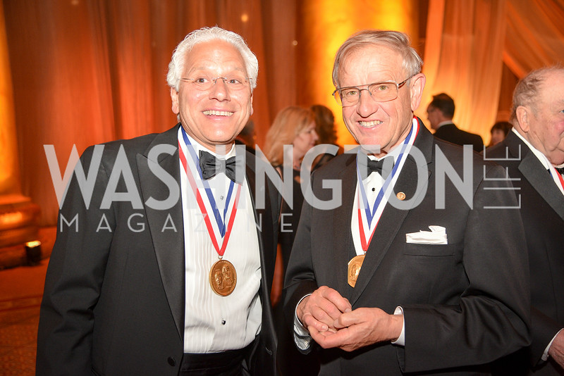 Dr. Richard DiMarchi, Dr. Marvin Caruthers National Inventors Hall of Fame, Induction at the National Building Museum, May 3, 2018-9000.JPG