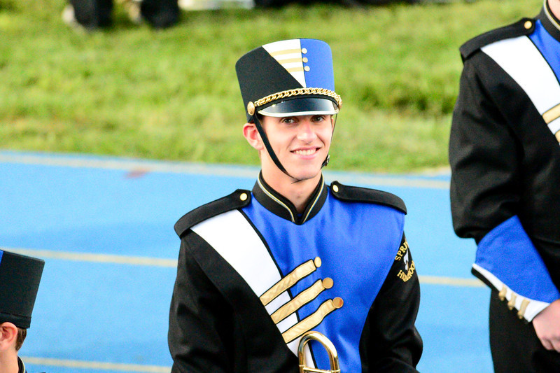 Band & Color Guard 2013