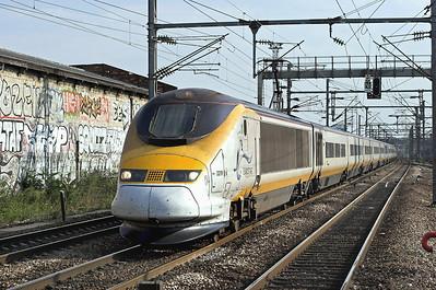 Class 373 Eurostar