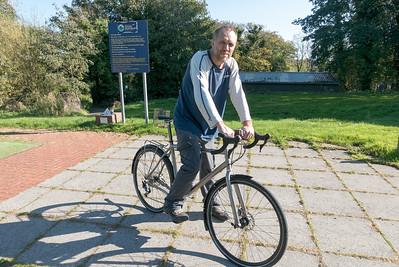 Titanrad aus Wales