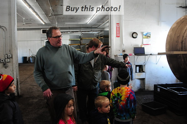 BRUT Worm Farm open house 04-13