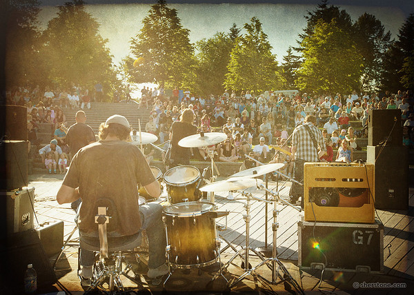 Concerts in the Park - RMCD
