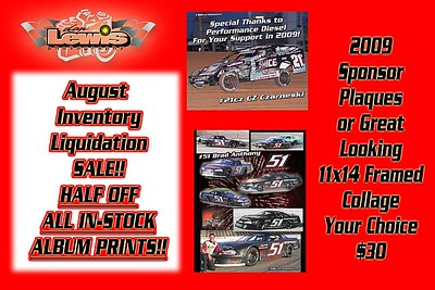 07/31/09 Racing
