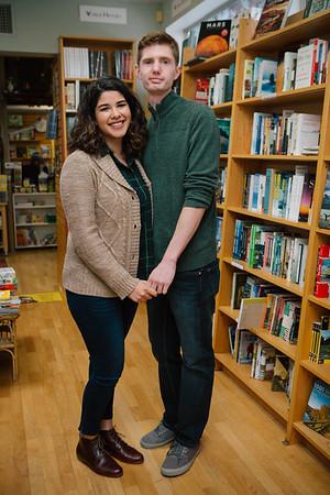 Savannah & Kevin Engagement