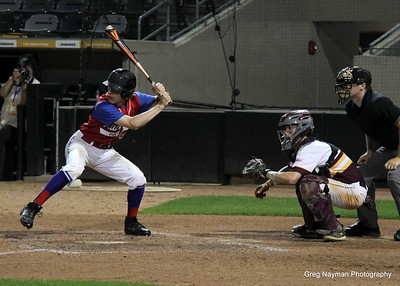 American Legion Baseball CHS Field July 2019 -GMN