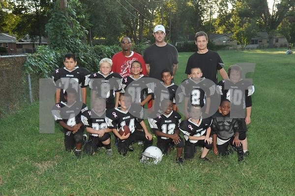TULSA BEARS YOUTH FOOTBALL 2014