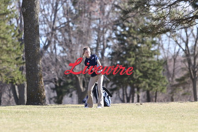 Golf vs Fairmont 4-8-19
