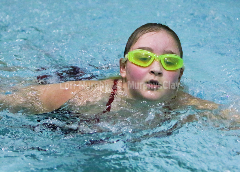 SNMS Swimming 2018