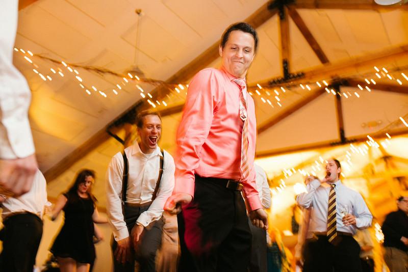 April & Thomas's wedding reception at Williams Tree Farm in Rockton, IL. Wedding photographer -Ryan Davis Photography – Rockford, Illinois.