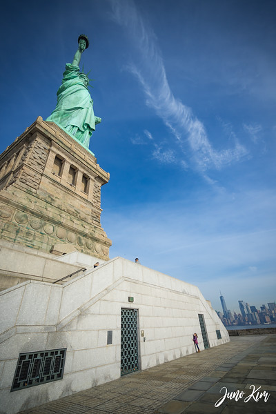 Statue Of Liberty National Monument