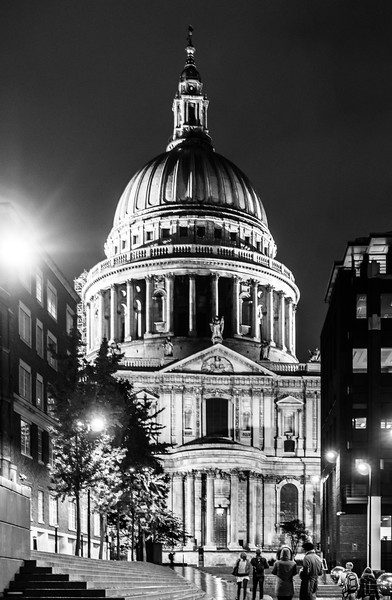 St Paul's Cathedral, Revisited