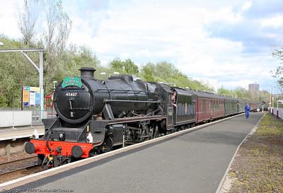Scottish Mainline Railways