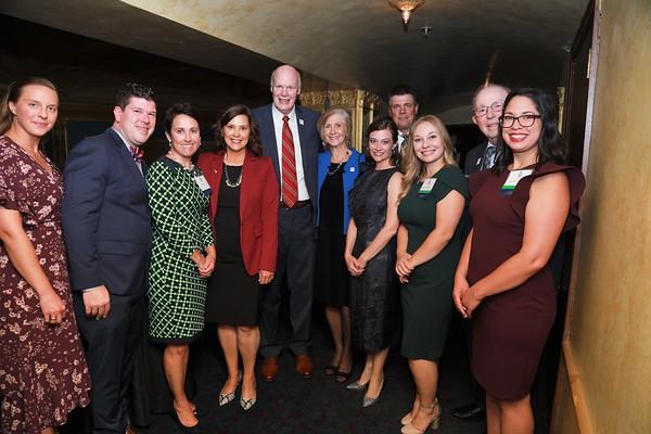 Hope Network Governor Service Awards 2019