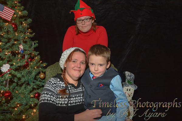 2013 Kids with Santa at VFW 253