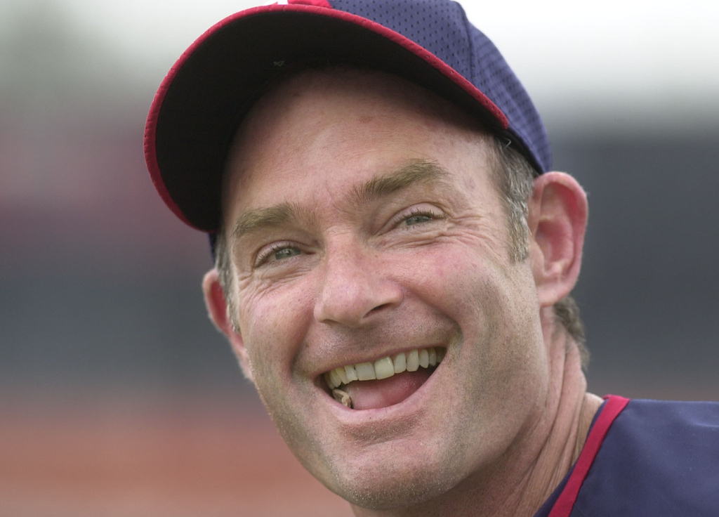 . #1 --  Former Twins designated hitter and baseball Hall of Famer Paul Molitor had his best season as the Twins\' DH in 1996, when he had nine home runs, 113 RBIs, 18 stolen bases and a .341 batting average. (Pioneer Press: Richard Marshall)