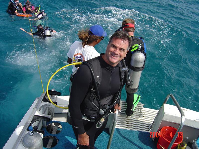 CAPT STEVE - ROATAN HONDURAS - The Bay Islands